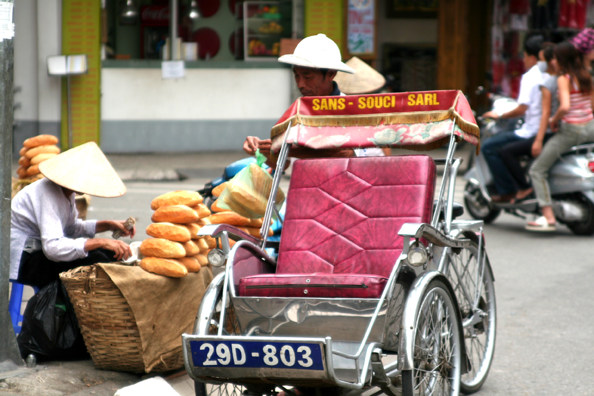Xich lo Hanoi Old Quarter