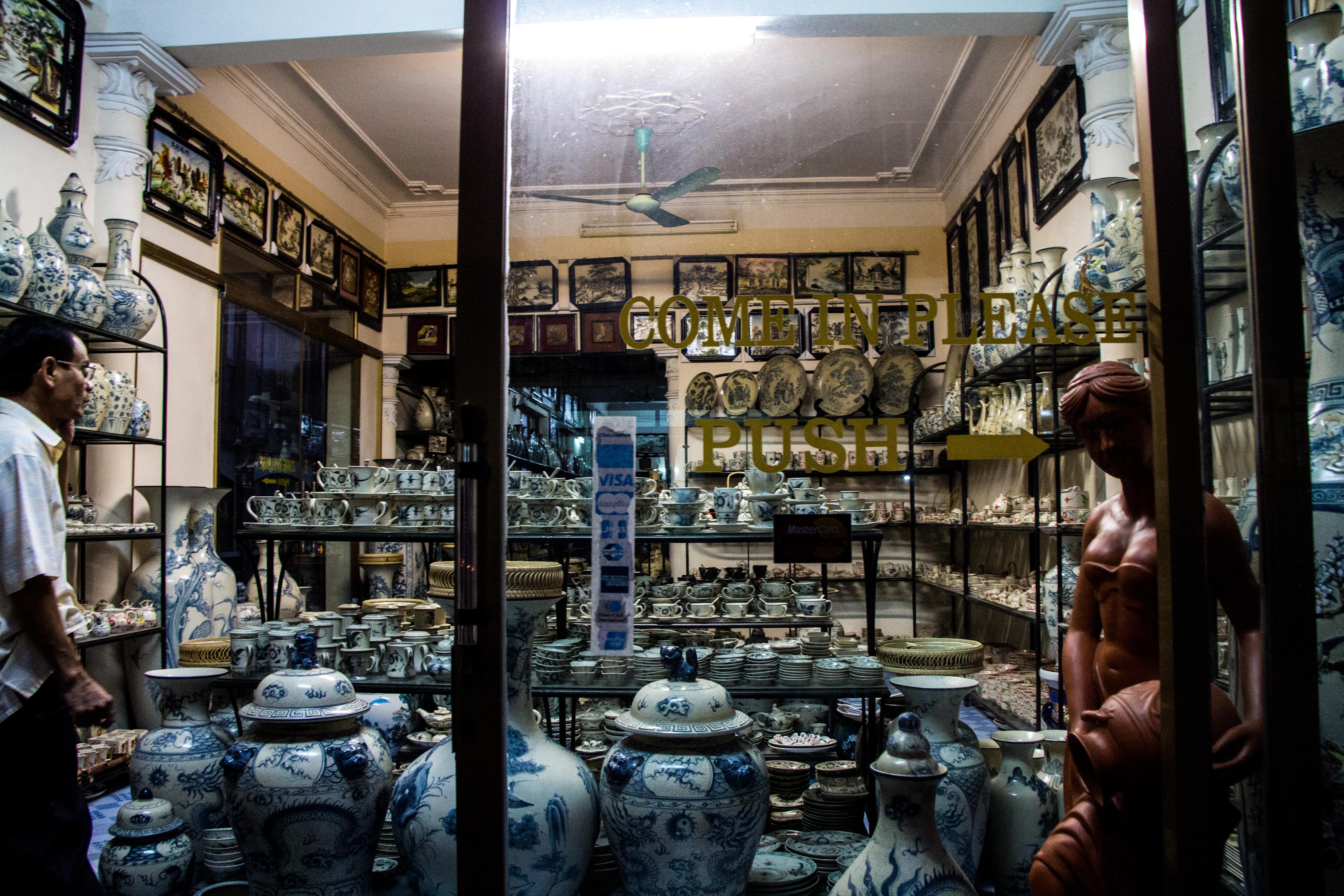 Pottery heaven