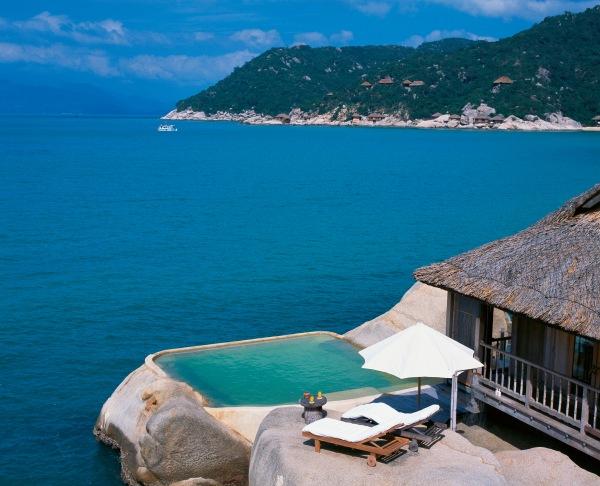 View to Nha Trang Bay