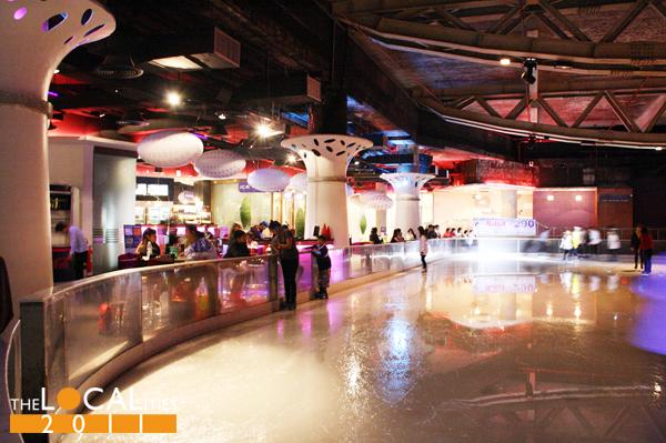 Sub-Zero ice skating club. Source: ivivu.com
