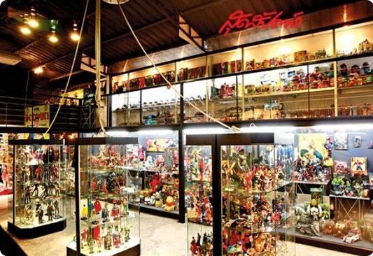 Batcat Toy Museum