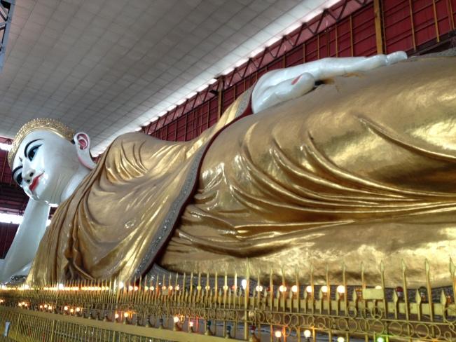 Yangon, Myanmar - buddhist places