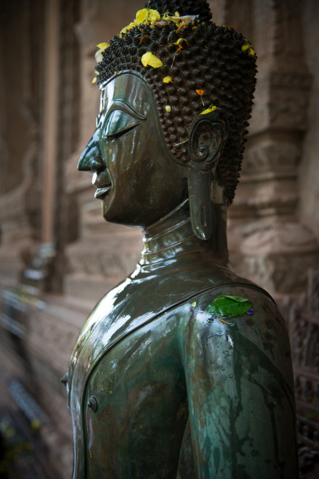 Vientiane Laos Budhha statue